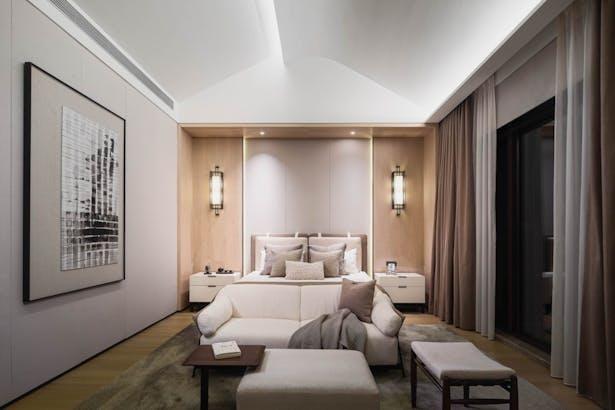 Chongqing Longfor NOW HERE Mock-up Rooms(重慶龍湖·長灘原麓別墅樣板間)