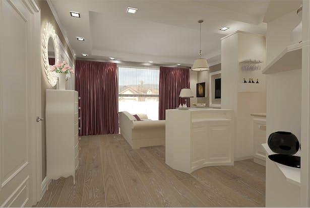 Interior design solutions for private residences - Gabriela Design