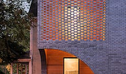 10 new examples of brick and stone in architecture