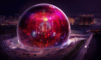 London MSG concert venue confirmed; new Sphere designs unveiled for Las Vegas