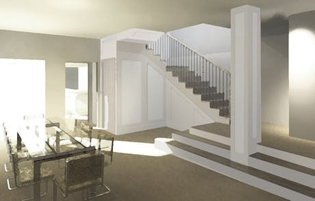 Duplex Manhattan Apartment