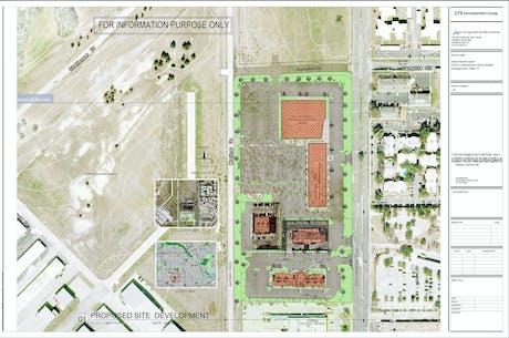 Dallas Executive Airport - Shopping Center Proposal