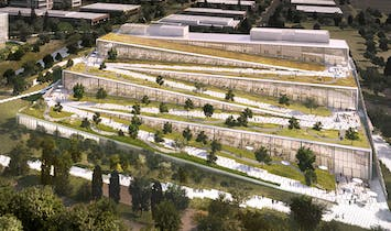 Google's Sunnyvale plans include two building by Bjarke Ingels Group