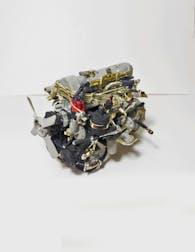 Mercedes M127 - Chipboard Model