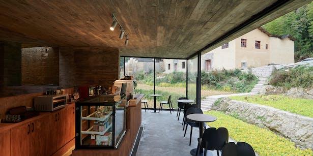 Café ©CHEN Hao