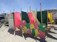 Burning Man Logic Maze