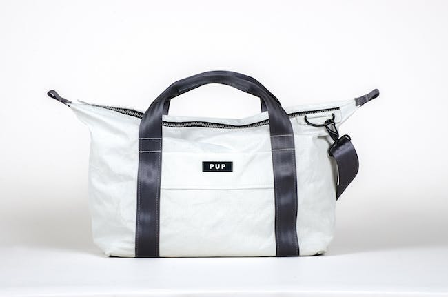 'Commissioner' bag by PUP. Image courtesy of PUP.