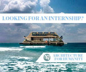 Looking for an Internship? Join YACademy's 'Architecture for Humanity' - 2020 edition