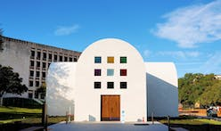 "Ellsworth Kelly​'s ""Austin,"" the artist's final work and only building"