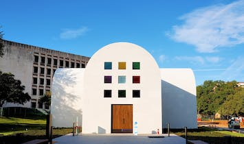 """Ellsworth Kelly's """"Austin,"""" the artist's final work and only building"""