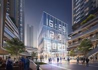 Aedas-Designed C FutureCity in Shenzhen – a Lodestar of Future Urban Lifestyle Centre