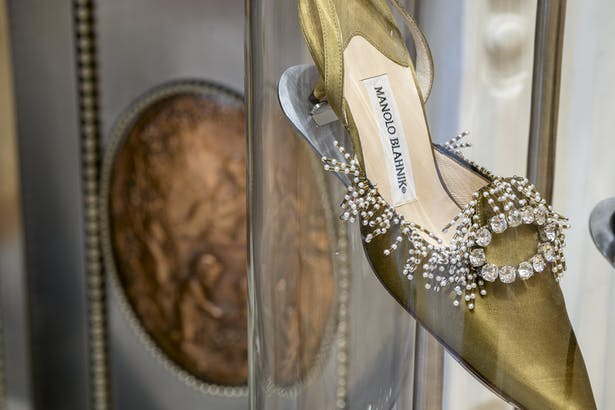 Shoes of 'exquisite quality and elegance'