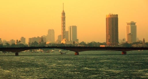 Will the Cairo skyline be changed by Chinese investment? Image: Safia Osman via Flickr