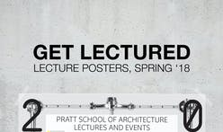 And the most popular Spring '18 architecture school lecture poster is...