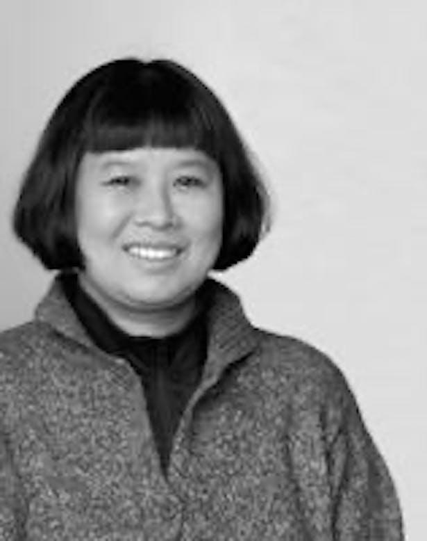 Canadian architect Brigitte Shim