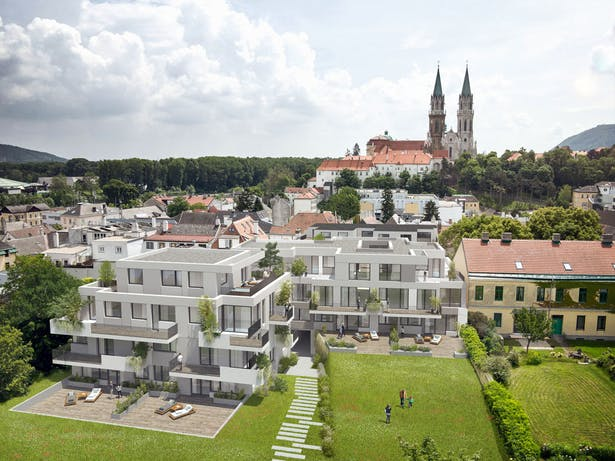 Am Platz - Klosterneuburg / Soehne&Partner architects