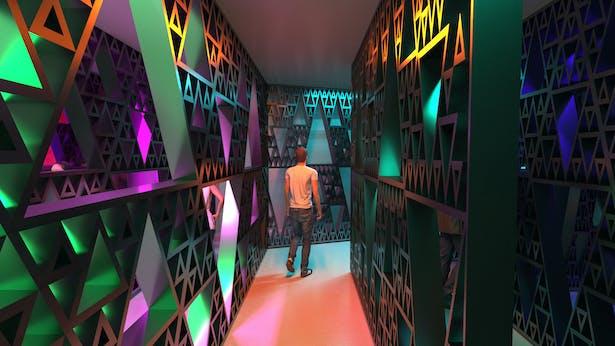 More fractal walls
