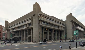 Paul Rudolph's Boston Government Service Center is in danger