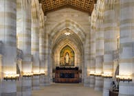 Sterling Memorial Library Interior Restoration