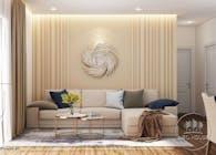 Mẫu thiết kế nội thất căn hộ chung cư cao cấp Ruby tại Vũng Tàu