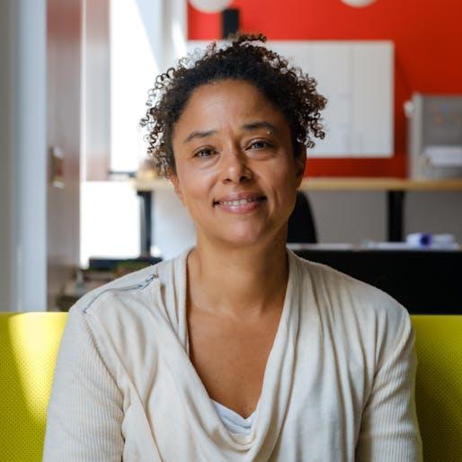 Deanna Van Buren. Image courtesy of Designing Justice + Designing Space