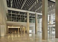 Pomerantz Lobby Expansion and Art Galleries
