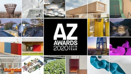 Image courtesy of AZ Awards 2020