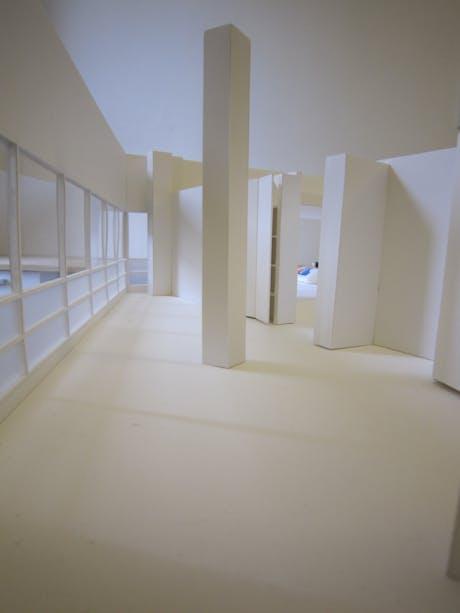 SIAC: 1/2 scale model