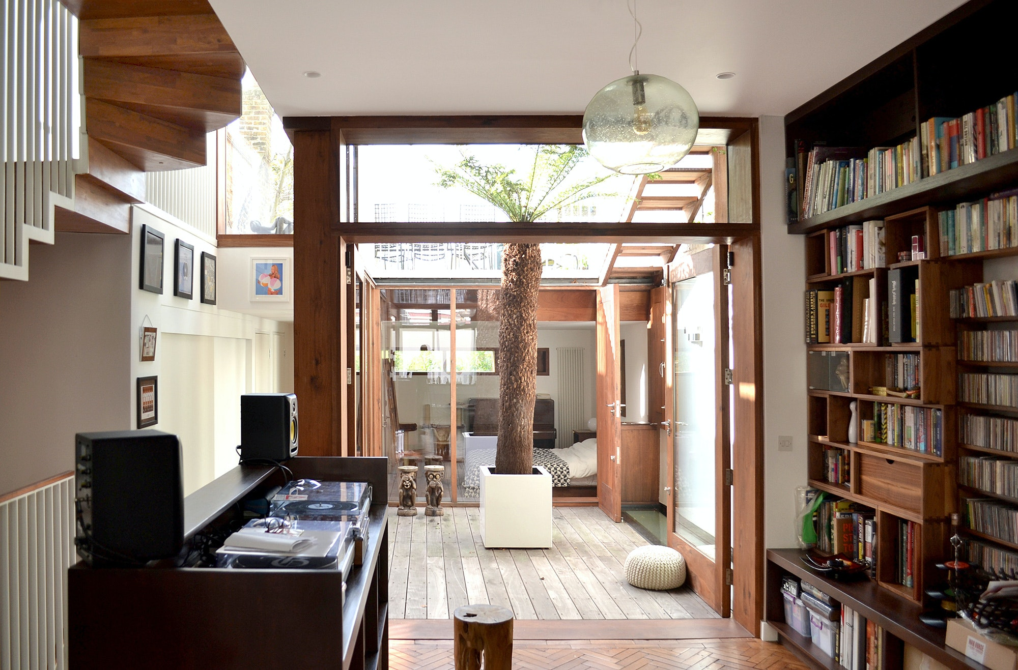 Dartmouth Park House London by AY Architects Anthony Boulanger