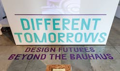"ArtCenter aims to explore visionary design ""Beyond the Bauhaus"""