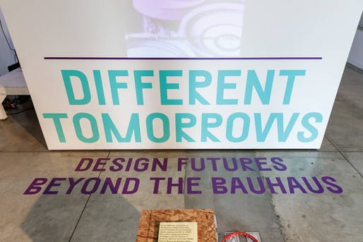 "Photo from the ""Different Tomorrows"" event. Image courtesy of Juan Posada / ArtCenter College of Design."