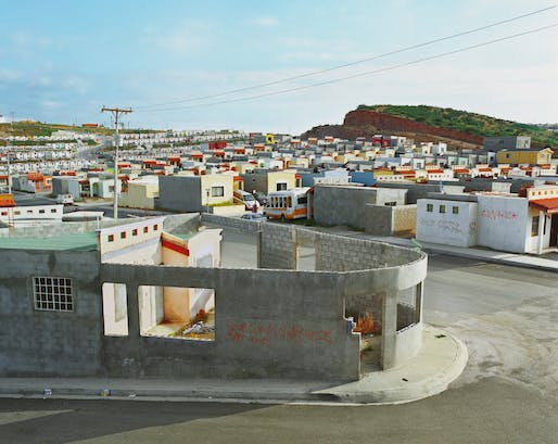Livia Corona Benjamin (b. 1975), Yard to Home Conversion. El Sauzal, Mexico. 2000 - present Chromogenic print. Edition of 5 30 x 40 in / 76.2 x 101.6 cm. Image courtesy of the artist.
