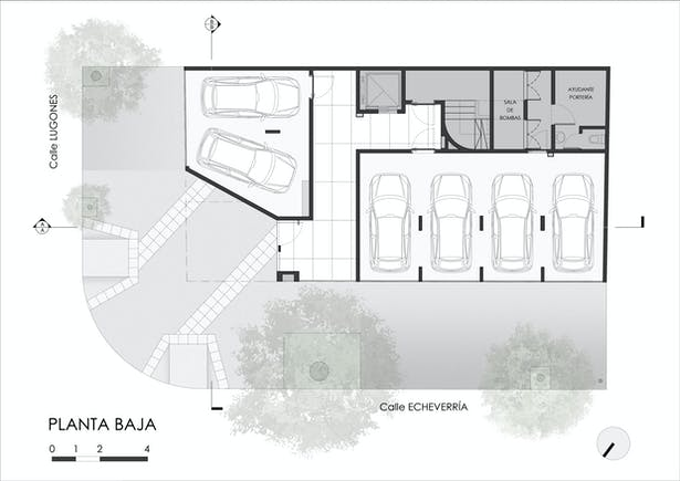 Urban Style 2 - Ground floor plan
