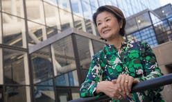Toshiko Mori is inducted into the American Academy of Arts and Letters