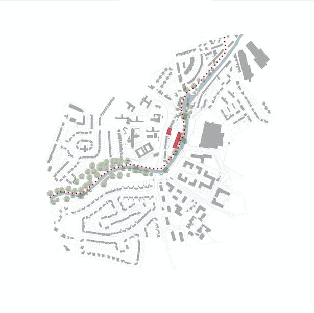Site Map w/Dodder Park