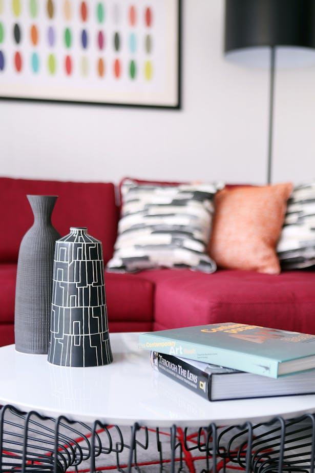 LLI Design - Butterton - Family Living Room Detail