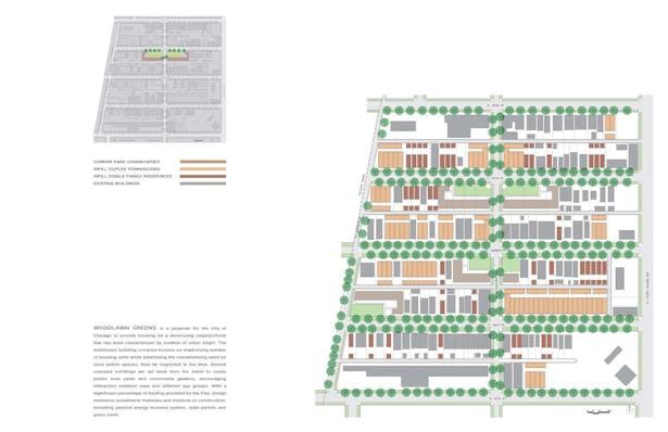 Multi-unit residential