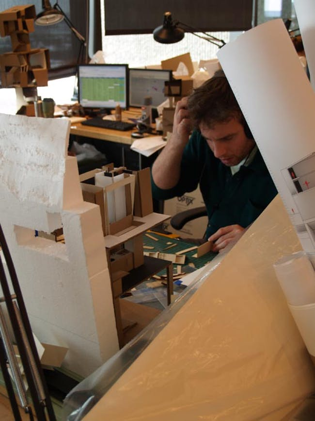 Will creating a fortress of scraps during final production