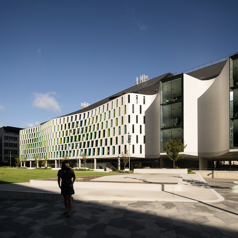 Good Educational Architecture   William E Kemp Award U2013 UTS Science Faculty,  Building 7 By Durbach Block Jaggers Architects U0026 BVN. Photo: Darren Bradley.