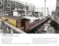 Home of Hiker -- A Prefabricated Housing Unit Design