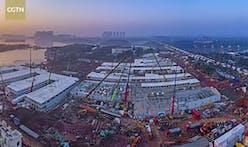 Wuhan's Huoshenshan Hospital built in 10 days to combat coronavirus