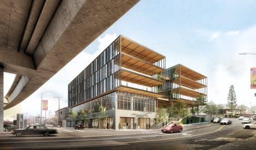 Image courtesy of LEVER Architecture