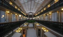 Preservation and micro-apartment living come together to save America's first shopping mall
