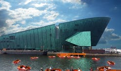 Autonomous boats pave way for water cities of the future in Amsterdam