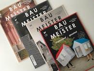 Baumeister Magazine, regular contributor