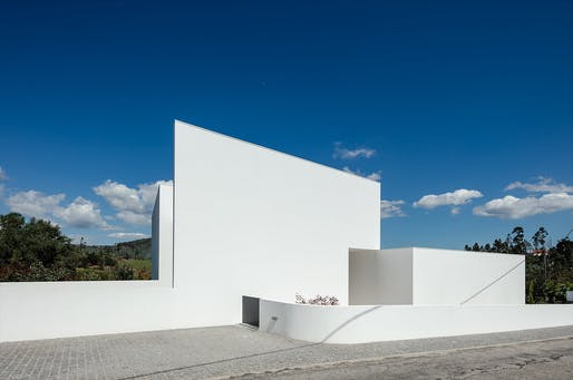 "<a href=""https://archinect.com/tiagodovalearqtos/project/the-gafarim-house"">Gafarim House</a> in Ponte de Lima, Portugal by <a href=""https://archinect.com/tiagodovalearqtos"">Tiago do Vale Arquitectos</a>; Photo: João Morgado"