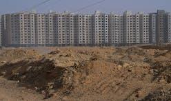 Photographer documents Egypt's monumental housing developments in the desert
