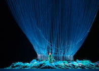 """Scenography for """"Music, Dance, Adventure"""""""