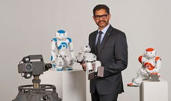 Kansas Architecture Dean Mahesh Daas on the future of robotic architecture