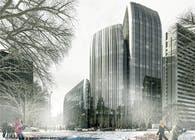 The Waltz of Light and Ice – Jilin Financial Centre